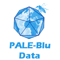 PALE-Blu Data Logo